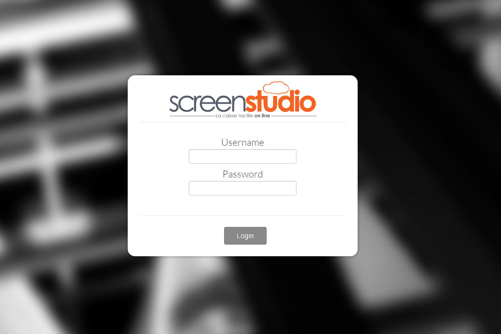 Screen Studio : une caisse en ligne full responsive